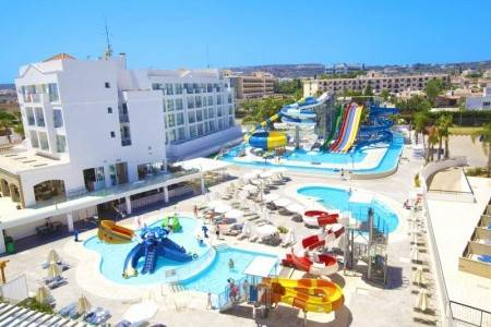 Invia – Anastasia Beach Hotel ****, Protaras