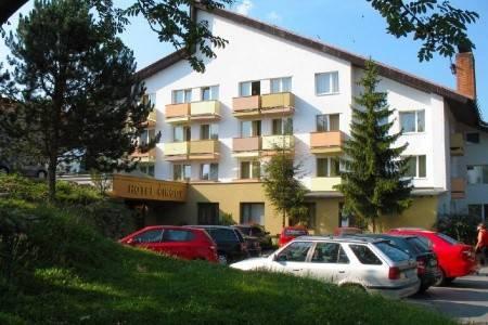 Invia – Hotel Čingov, Slovenský Raj