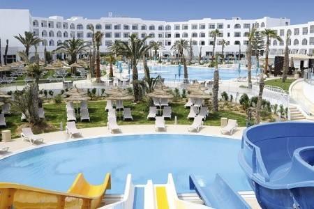 Invia – Hotel Vincci Nozha Beach, Tunisko