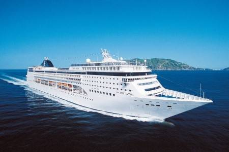 Invia – Itálie, Černá Hora, Řecko Z Bari Na Lodi Msc Opera – 394000083P,
