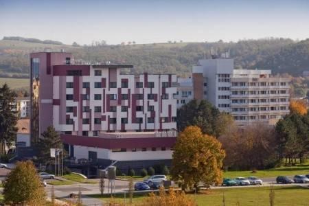 Invia – Lázeňský Hotel Minerál – Medical Gold, Dudince