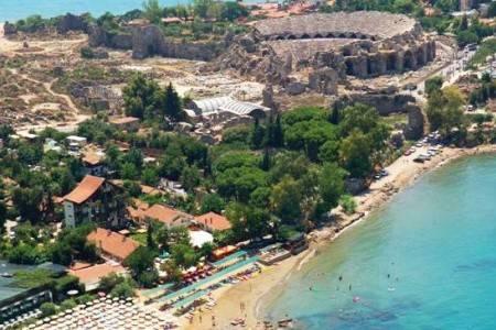 Invia – Leda Beach Hotel, Turecko