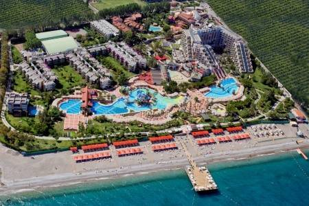 Invia – Limak Limra Resort, Kemer