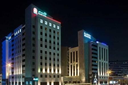 Invia – Novotel Dubai Deira City Centre,