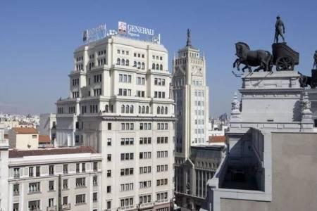 Invia – Quatro Puerta Del Sol Hotel, Madrid
