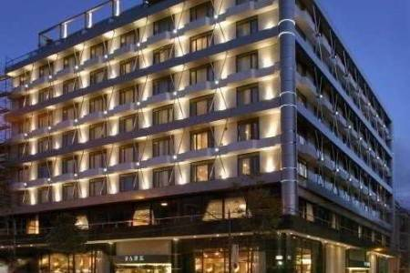 Invia – Radisson Blu Park Athens Hotel, Grécko