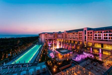 Invia – Hotel Regnum Carya Golf & Spa Resort, Belek