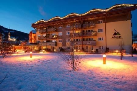 Invia – Residence Adler, Val di Fassa e Carezza