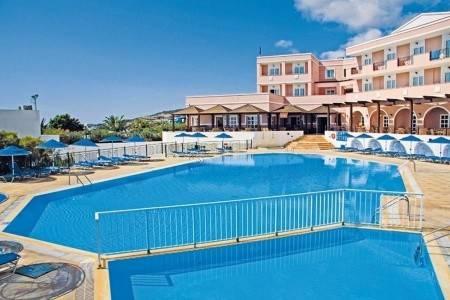 Invia – Sunshine Crete Village – Rodinná Izba,