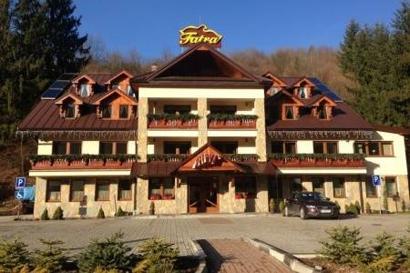 Invia – Terchová – Garni Hotel Fatra, Malá Fatra