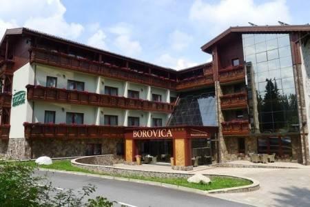 Invia – Wellness Hotel Borovica, Štrbské pleso