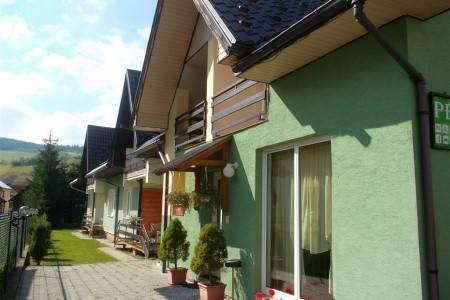 Invia – Zelený Dom – Vitanová, Oravské Beskydy