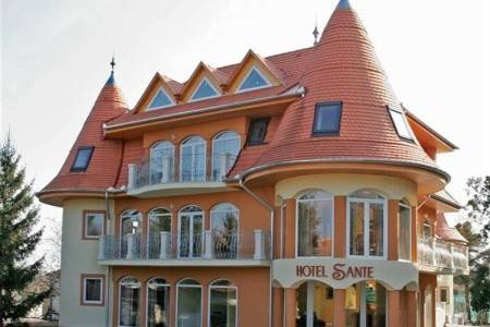 Invia – Hotel Sante, Maďarsko