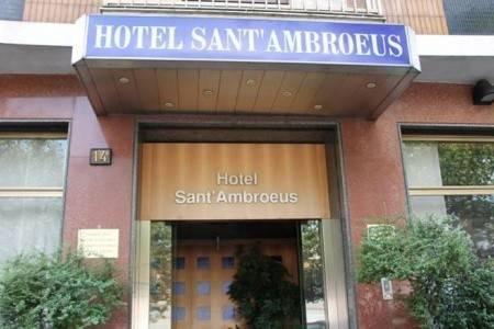 Invia – Sant Ambroeus Hotel, Miláno