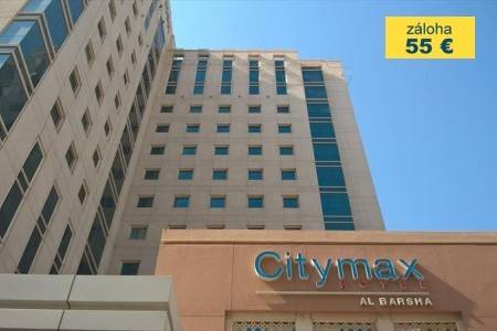 Invia – Citymax Hotel Al Barsha At The Mall,