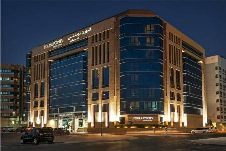 Invia – Four Points By Sheraton Downtown Dubai,