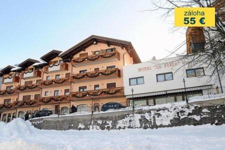 Invia – Hotel Family La Perla, Dolomity Superski