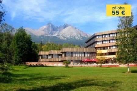 Invia – Hotel Hotel Titris (Ex Odborár), Tatranská Lomnica,