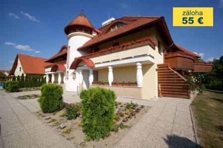 Invia – Hotel Kehida Hertelendy House, Kehidakustány, Maďarsko
