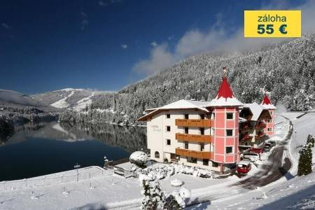 Invia – Hotel Seehof, Kronplatz / Plan de Corones
