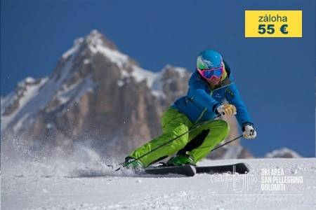 Invia – No Name Apartmány Falcade, Dolomity Superski