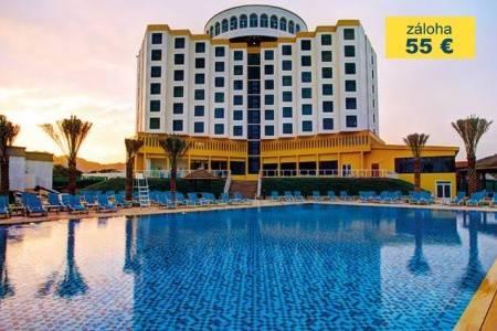 Invia – Oceanic Resort Khorfakkan, Fujairah