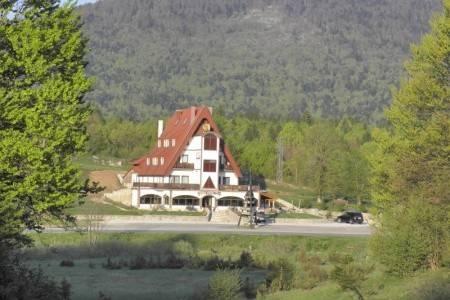 Invia – Pension Winnetou, Plitvické jazerá