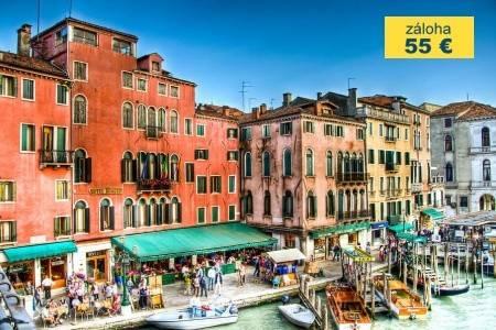 Invia – Rialto, Benátky