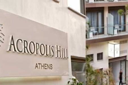 Invia – Acropolis Hill, Atény
