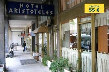 Invia – Aristoteles Hotel, Grécko