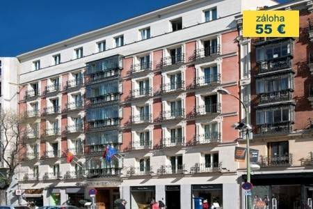 Invia – Catalonia Goya Hotel, Madrid