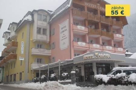 Invia – Hotel Corona Wellness Pig- Pinzolo, Madonna di Campiglio / Pinzolo