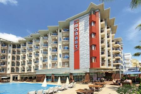 Invia – Hotel Monart City, Turecko