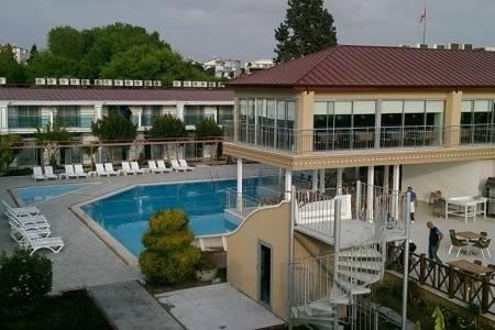 Invia – Hotel Sun Club Side, Turecko
