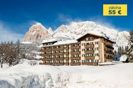 Invia – Hotel Villa Argentina, Cortina d´Ampezzo