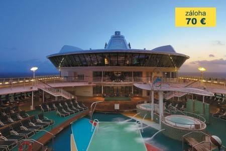 Invia – Itálie, Malta, Řecko, Chorvatsko, Černá Hora Z Civitavecchia Na Lodi Jewel Of The Seas – 393866669,
