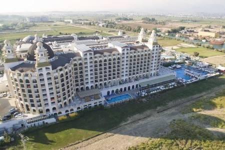 Invia – Jadore Deluxe Hotel And Spa, Turecko