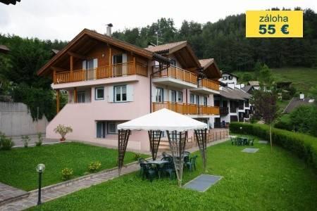 Invia – Rezidence Le Plejadi *** – Cavalese – Free Ski,