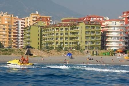Invia – Sun Star Beach Hotel, Turecko