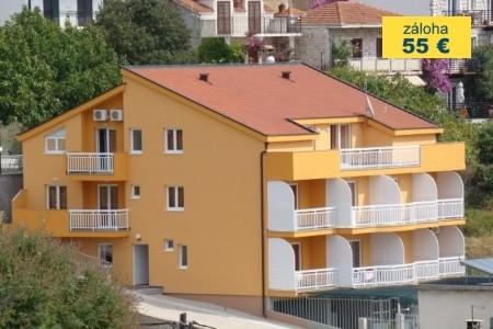 Invia – Apartmánový Dům Mirnna, Gradac