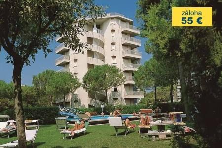 Invia – Apartmány Marco Polo, Lignano