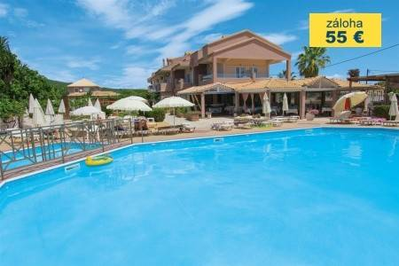 Invia – Blue Sea, Korfu
