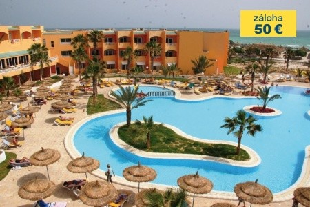 Invia – Caribbean World Thalasso Djerba, Djerba
