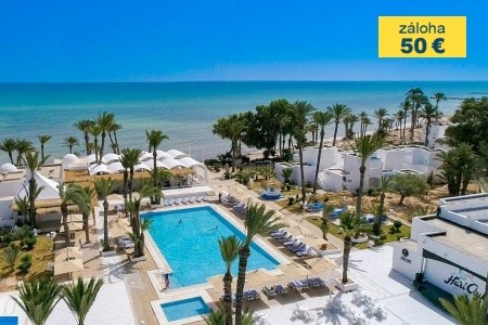 Invia – Cooee Hari Club Beach Resort Djerba, Djerba
