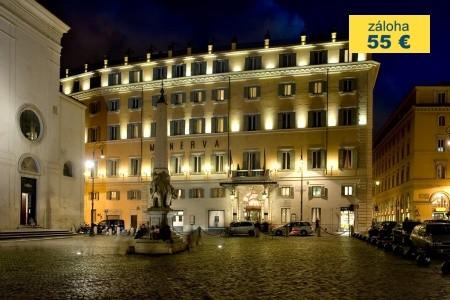 Invia – Grand Hotel De La Minerve, Rím