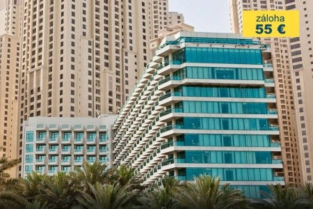 Invia – Hilton Dubai Jumeirah, Spojené arabské emiráty