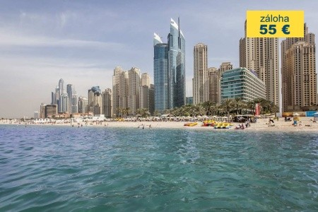 Invia – Hilton Dubai The Walk, Spojené arabské emiráty