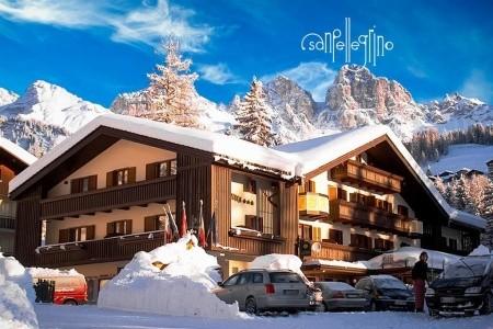Invia – Hotel Arnica, Dolomity Superski