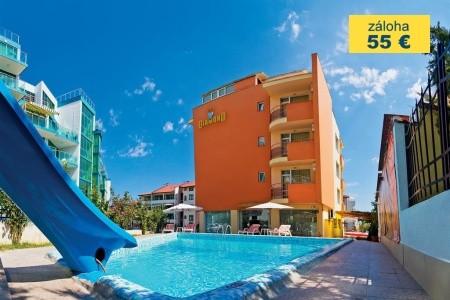 Invia – Hotel Diamond, Prímorsko