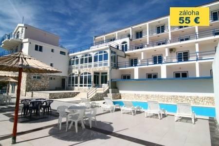 Invia – Hotel El Mar Club – Dotované Pobyty 50+, Čierna Hora